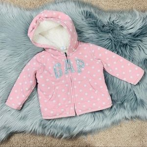 Baby girl GAP jacket